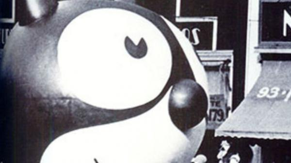 Felix the Cat was one of Macy's first balloons.