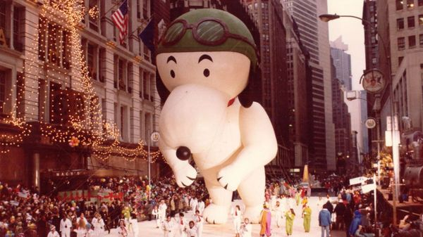 Snoopy the World War I Flying Ace