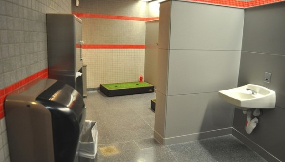 O'Hare Airports' Pet Relief Area