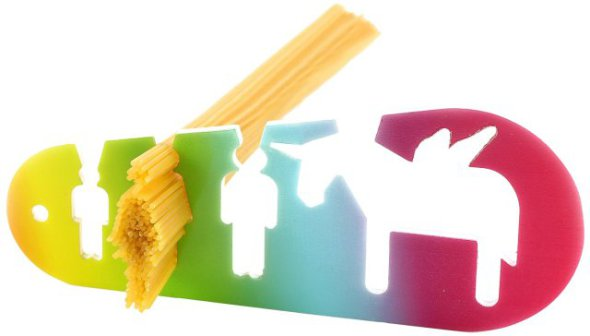 Could Eat A Unicorn Spaghetti Measurer