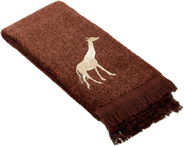 Animals on Parade Towels -- Wash Cloth/Fingertip Towel