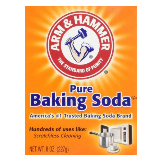 Baking Soda Helps Remove Pet Odors