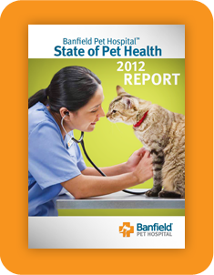 Banfield Pet Hospital State Of Pet Health 2012 Report: © Banfield Pet Hospital