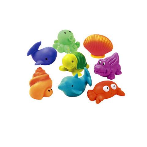 Sea Creatures Bath Squirters