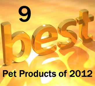 9 Best Pet Products of 2012