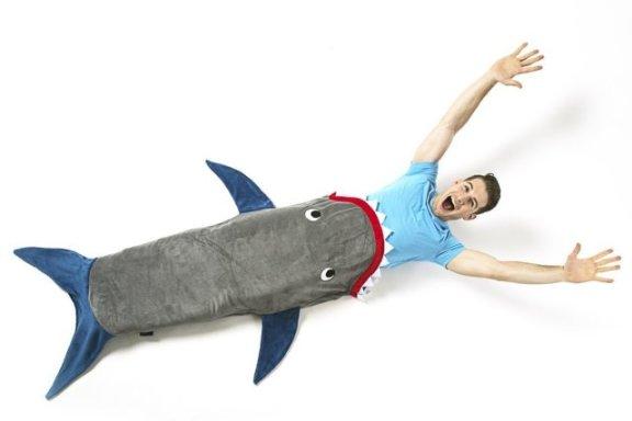 Blankie Tails Shark Blanket