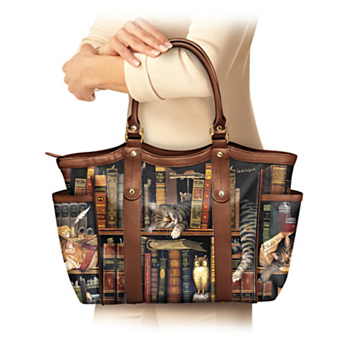 Charles Wysocki Classic Tails Tote Bag