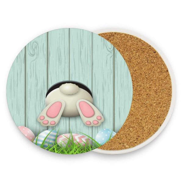 Easter Bunny Coasters