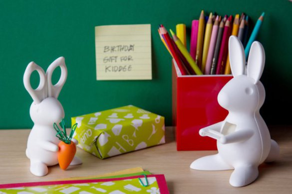 Bunny Desk Accessories