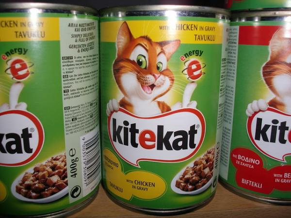 Amazing International Cat Food Cans - Cyprus