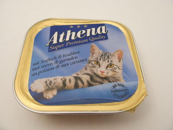 Amazing International Cat Food Cans - Germany