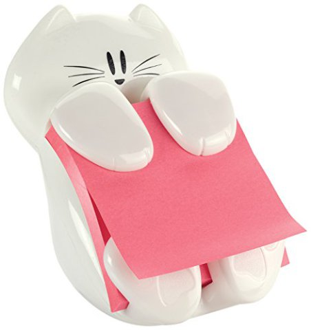 Cat Pop-Up Post-It Note Holder