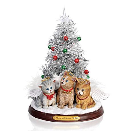 A Meow-y Christmas To All Tabletop Christmas