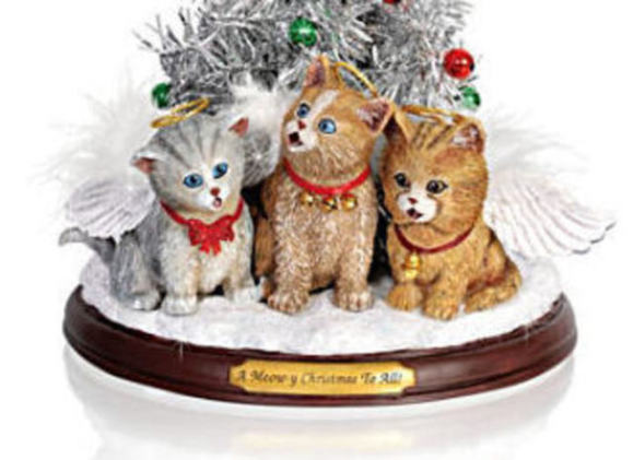 A Meow-y Christmas To All Tabletop Christmas
