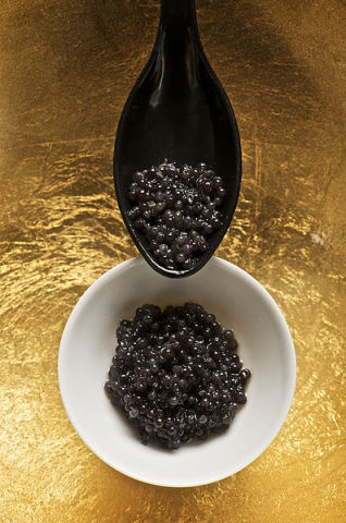 Caviar (Photo by THOR/Creative Commons via Wikimedia)