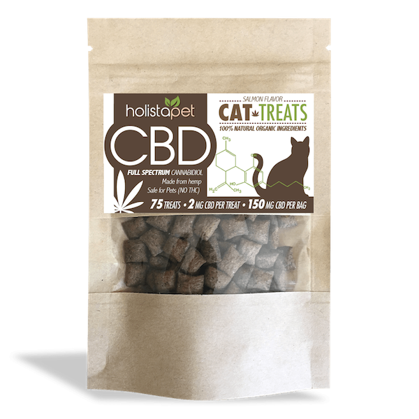 HolistaPet CBD Treats For Cats