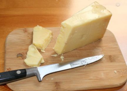 Cheese (Photo by J.P. Lon/Creative Commoons via Wikimedia)