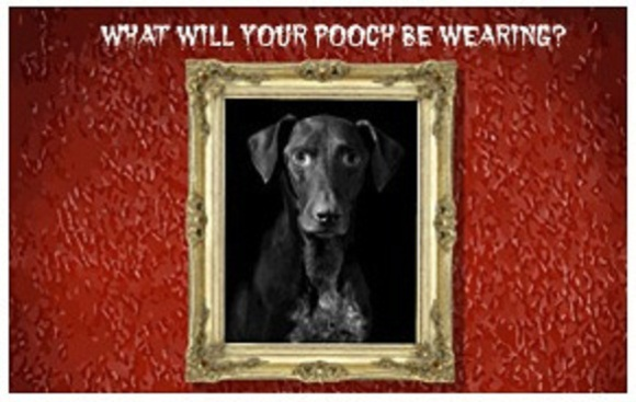 Sloppy Kiss eCard: Happy Halloween (dog version): © SloppyKissCards.com