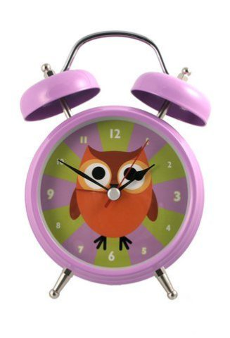 Owl Talking Alarm Clock