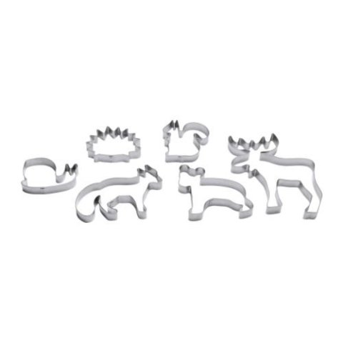 Wildlife Cookie Cutters