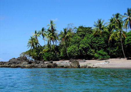 Costa Rica's Corocovado National Park (Photo by José R./Creative Commons via Wikimedia)