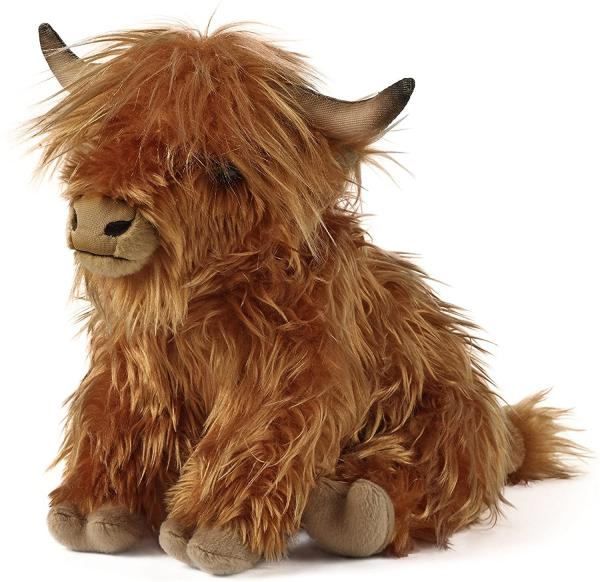 Highland Cow Plush