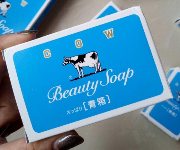 Cow Brand Beauty Soap Cud Make Complexions Creamier