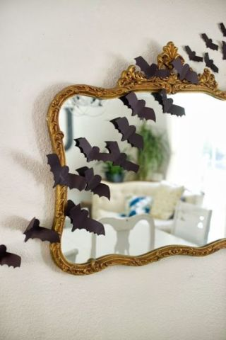 Flying Mirror Bats