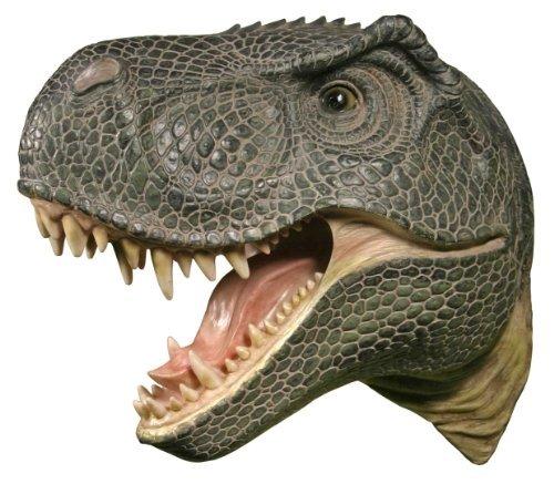 T-Rex Attack Plaque