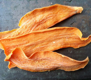 Homemade chicken jerky: image via rodale.com