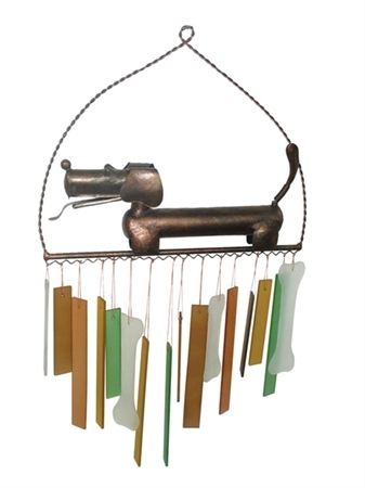 Doggy Wind Chimes