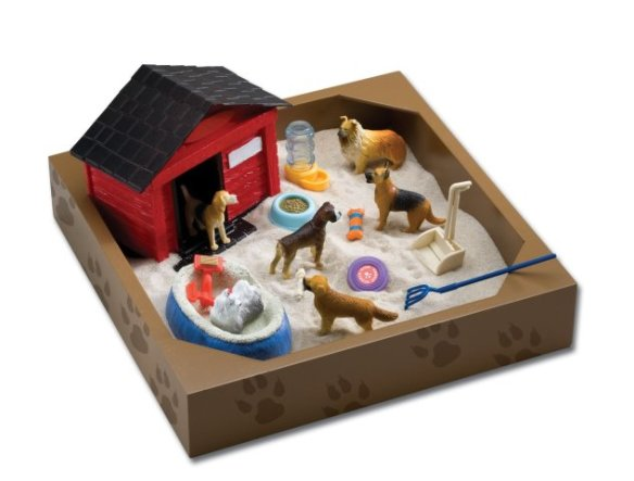 Doggie Day Camp Play Set