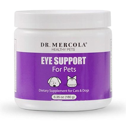 Dr Mercola Eye Support Dogs