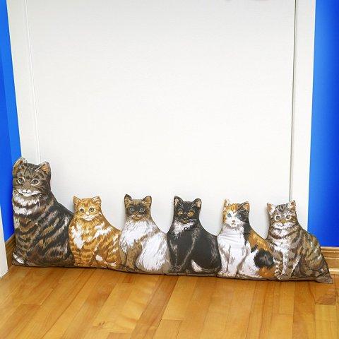 Cat Draft Stopper