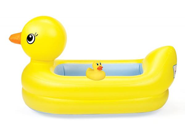 Inflatable Duck Safety Tub