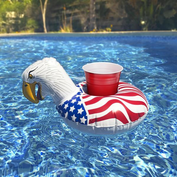 Screaming Eagle Drink Floats