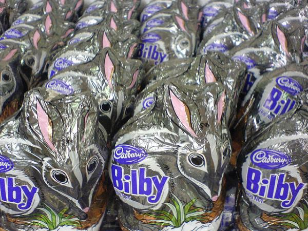 Easter Chocolate Bilbies