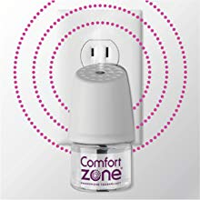 Comfort Zone Calming Diffuser Kit