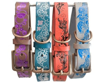 Elements collars from Red Hound