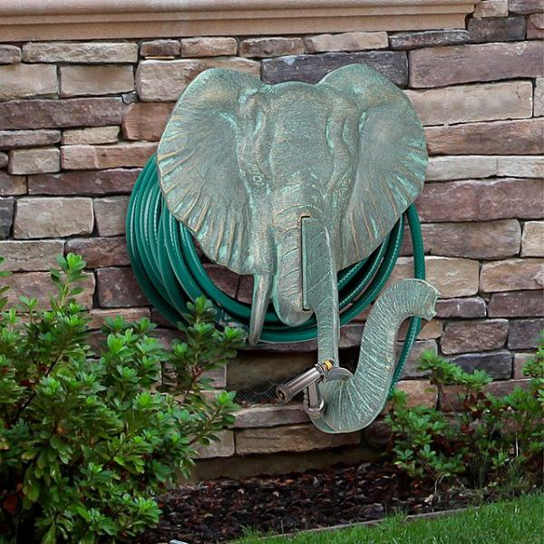 Elephant Hose Holder