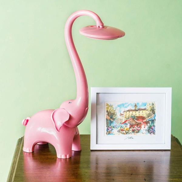 Elephant Desk Lamp/Night Light,