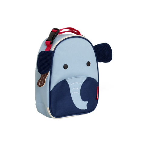 Elephant Zoo Lunchbag