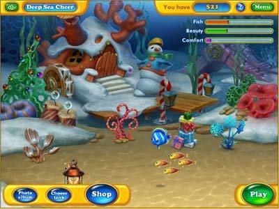 Fishdom: Seasons Under the Sea screenshot