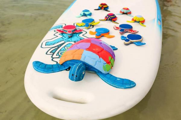 Flip Flop Sea Turtles