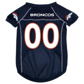 Broncos Dog Jersey