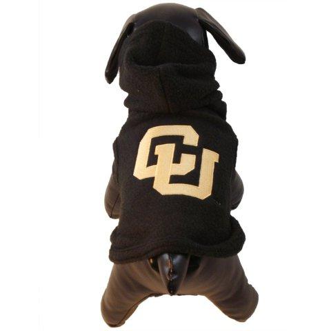 University of Colorado Dog Hoodie