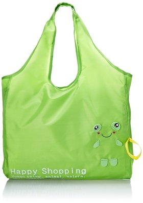Frog Reusable Shopping Bag
