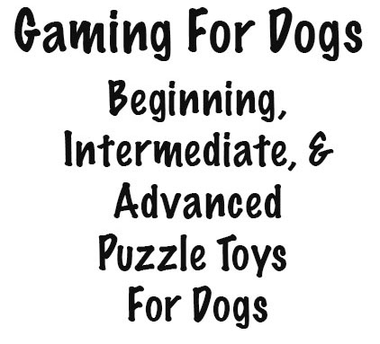Gaming for dogs