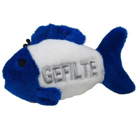 Look Who's Talking Gefilte Fish