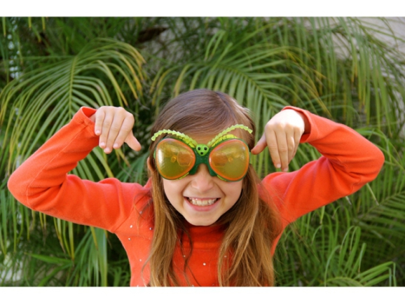 Uncle Milton Bug Eye Vision Goggles